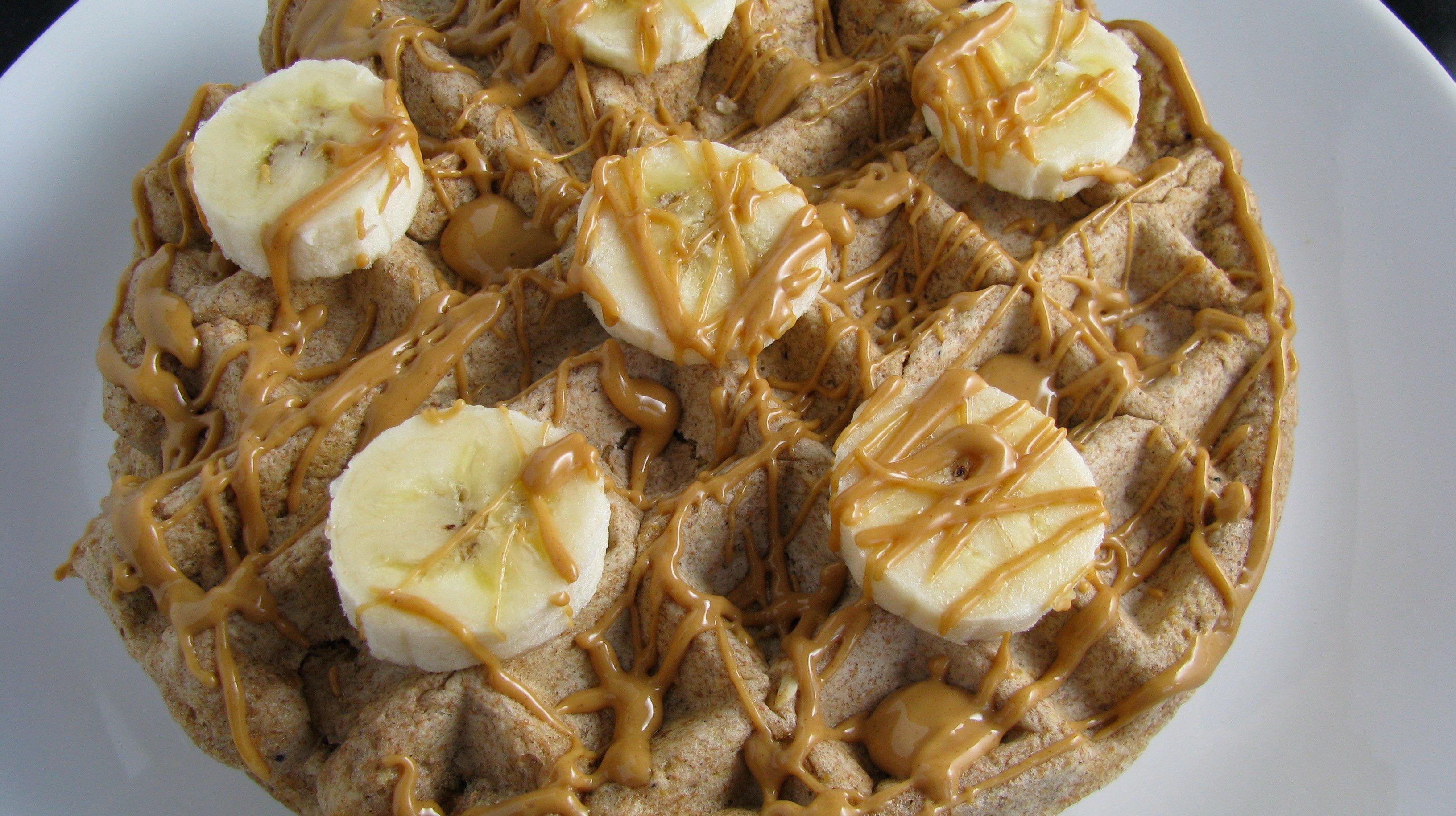 Multigrain Waffles. | How Sweet It Is