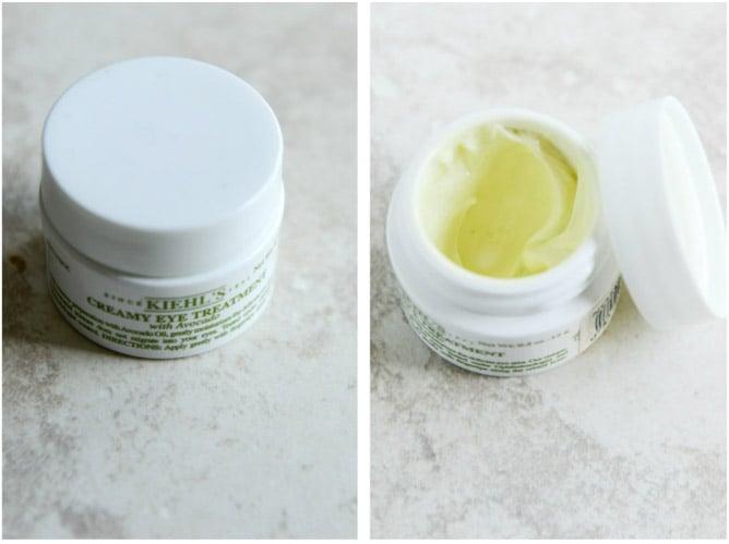 Kiehl's Creamy Avocado Eye Cream I howsweeteats.com