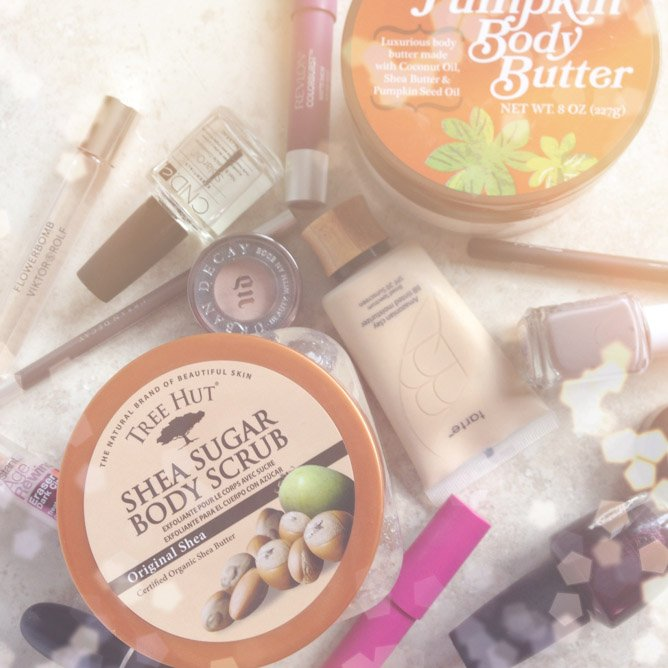 October Beauty Favorites I howsweeteats.com