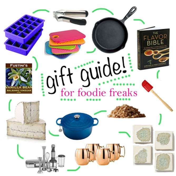 holiday gift guide for foodies I howsweeteats.com