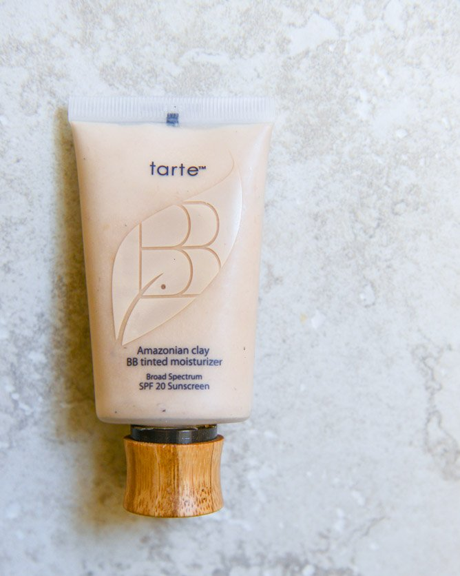 tarte BB tinted moisturizer I howsweeteats.com