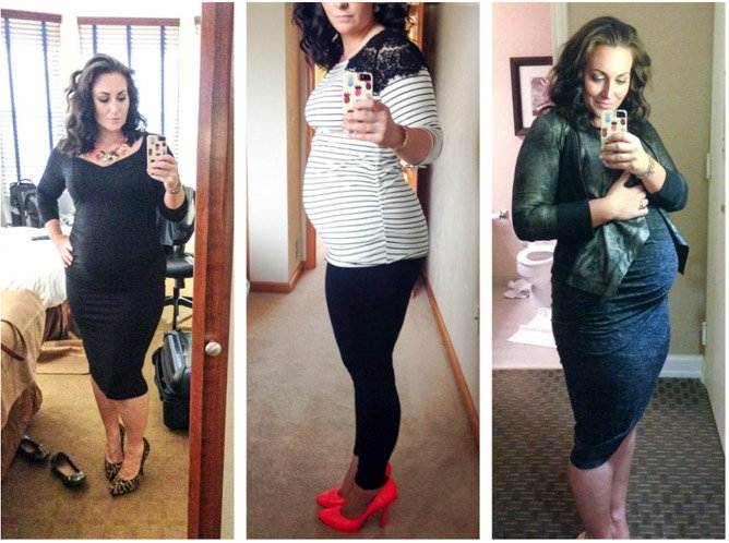 maternity clothes - what i've been wearing I howsweeteats.com - Maternity Clothes: What I'm Wearing. - How Sweet Eats
