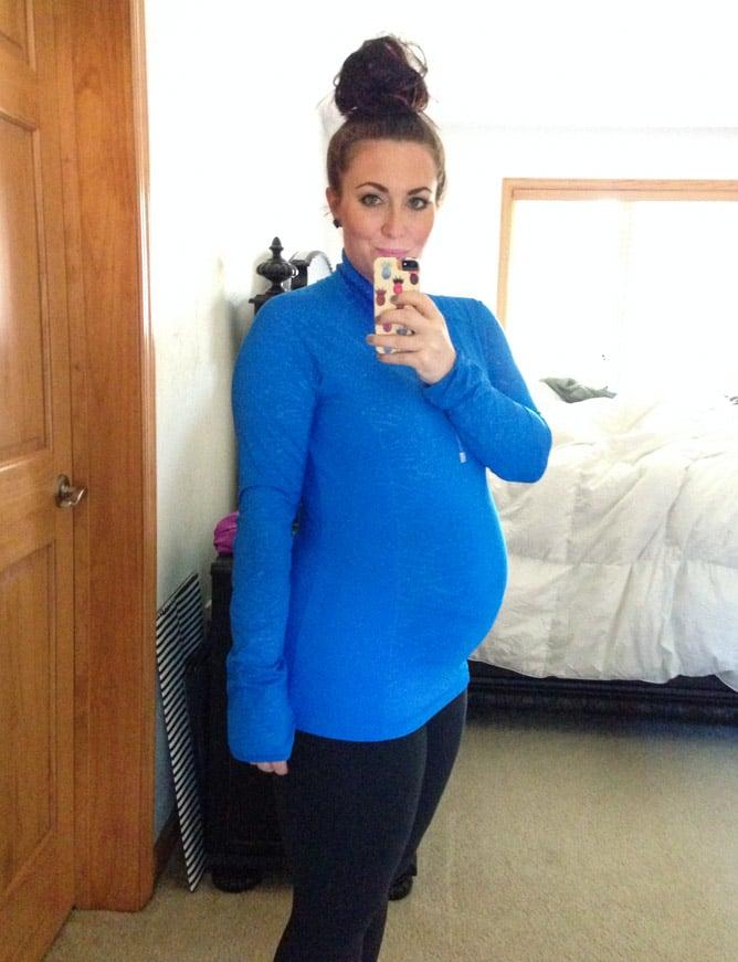 the second trimester I howsweeteats.com