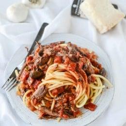short rib pasta I howsweeteats.com-3