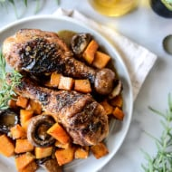 cider chicken I howsweeteats,com-5