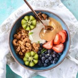 cashew granola I howsweeteats.com-3-2
