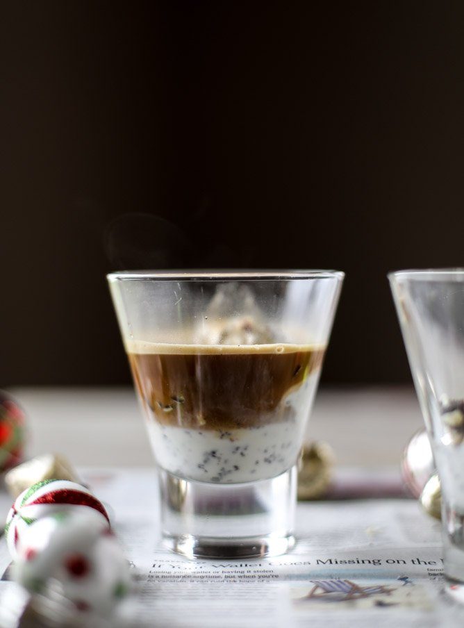 how to make peppermint affogato (video!) I howsweeteats.com