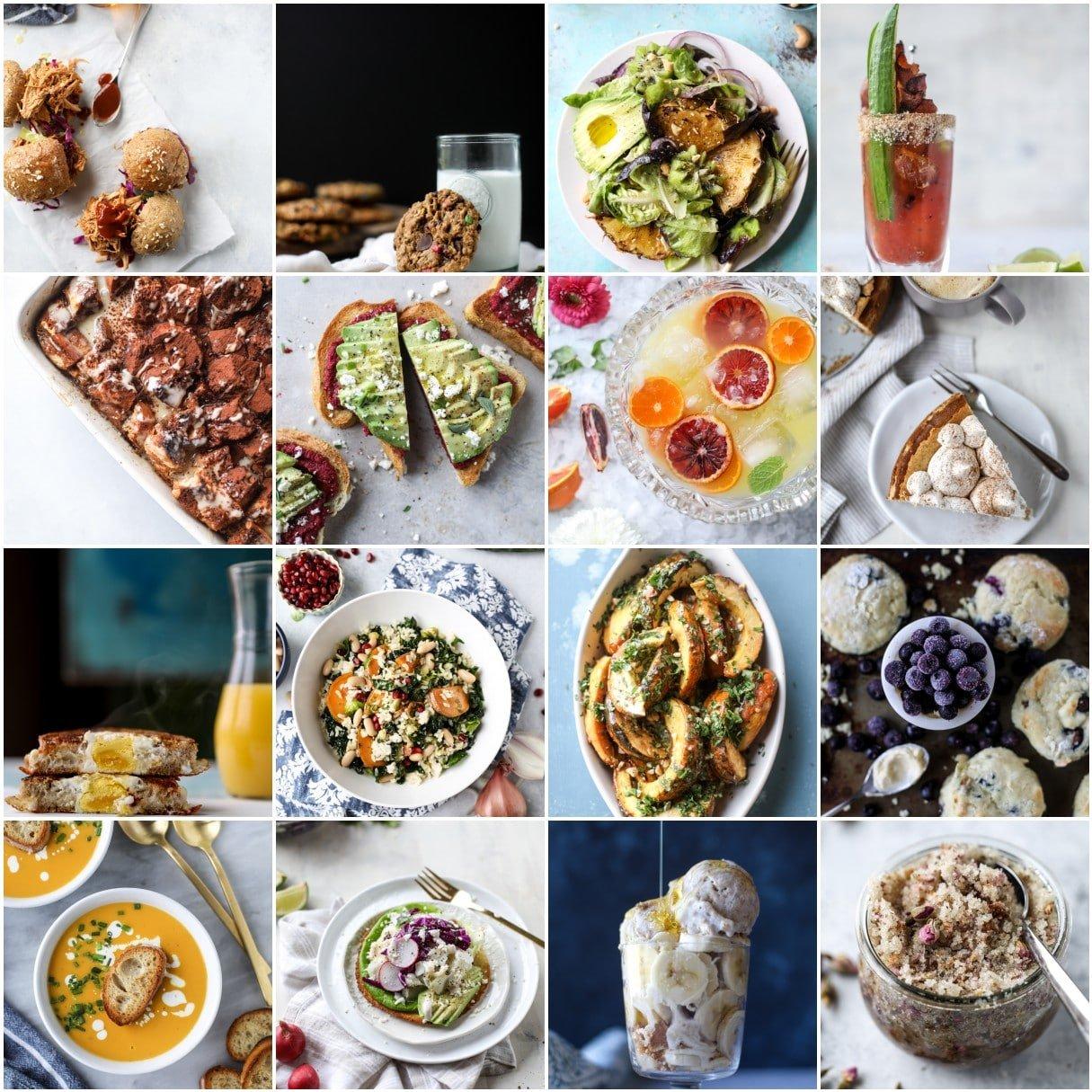 the pretty dish cookbook launch I howsweeteats.com