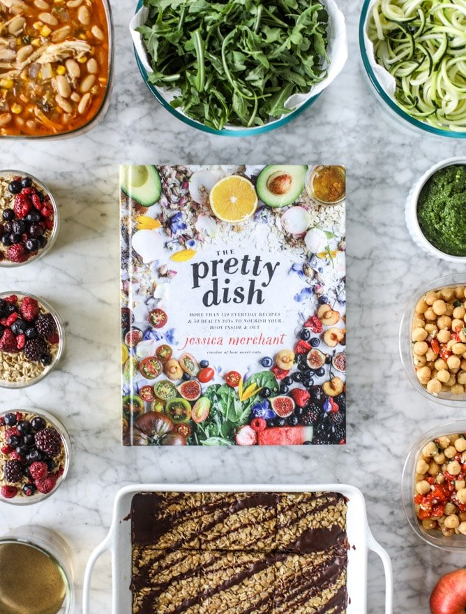 a week of meal prep from the pretty dish cookbook I howsweeteats.com