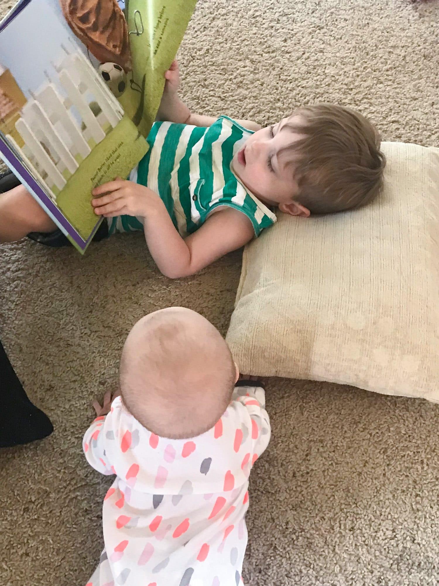 emilia at 8 months I howsweeteats.com