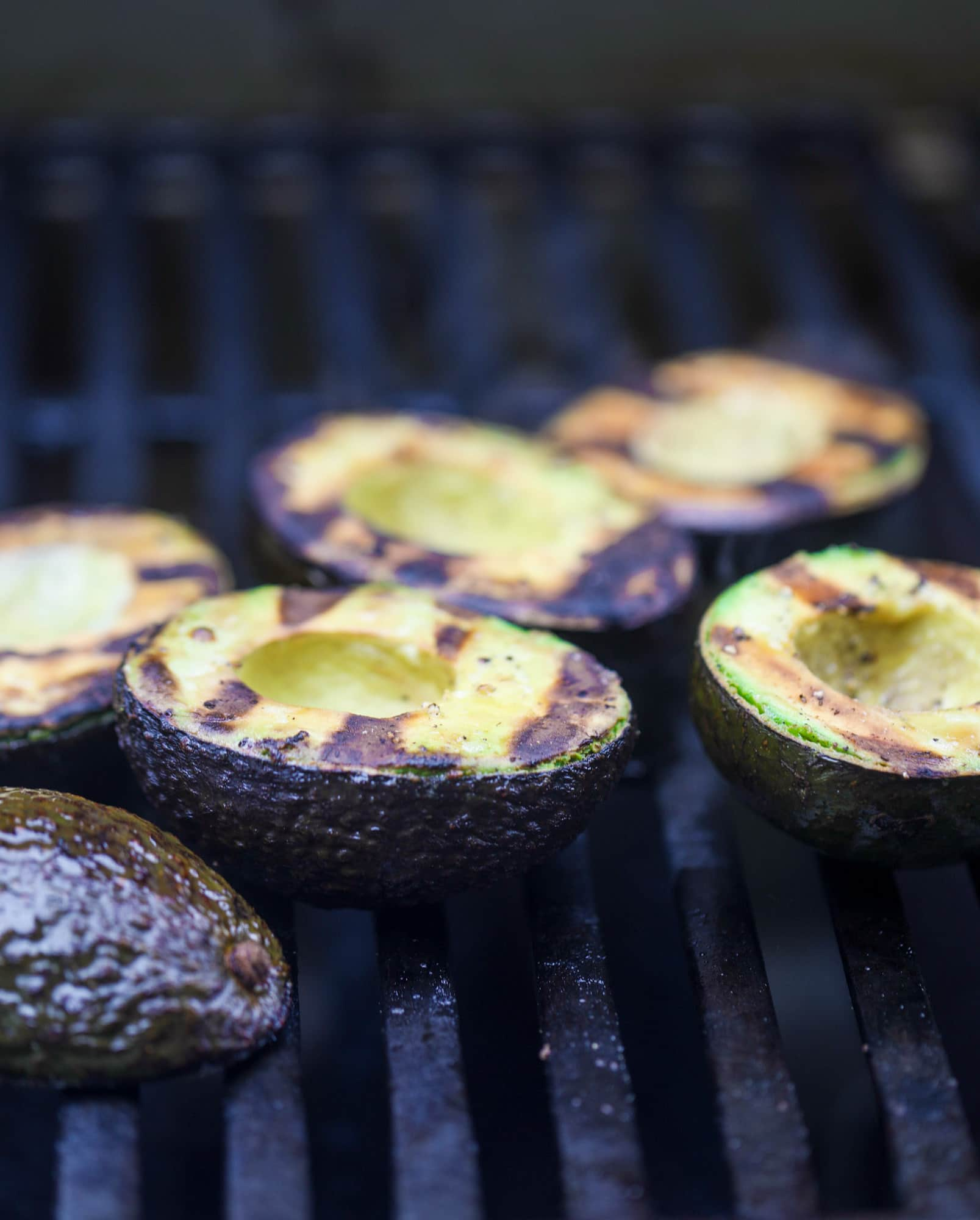 grilling avocados