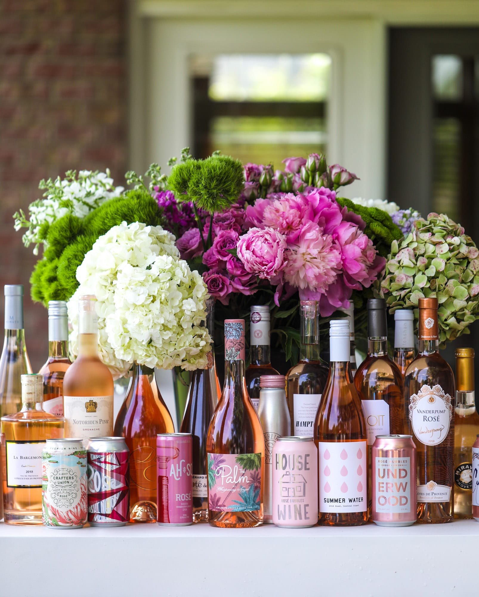 My summer 2019 rosé guide is here! All of my favorites, categorized by priced point and even including canned rosé. So perfect with a wedge of cheese.