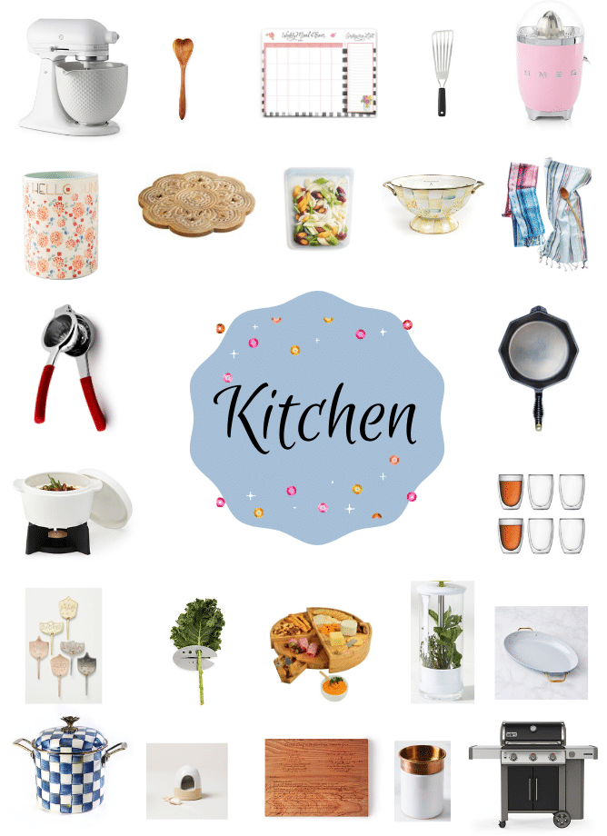 2019 kitchen gift guide by howsweeteats