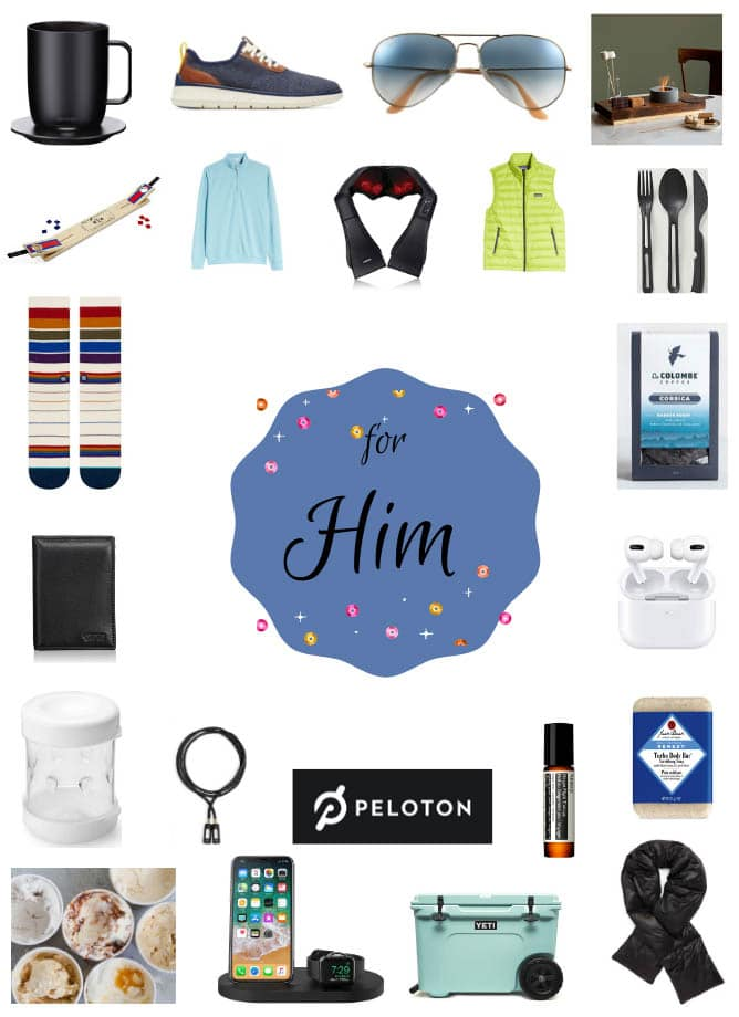 2019 gift guide for him by howsweeteats