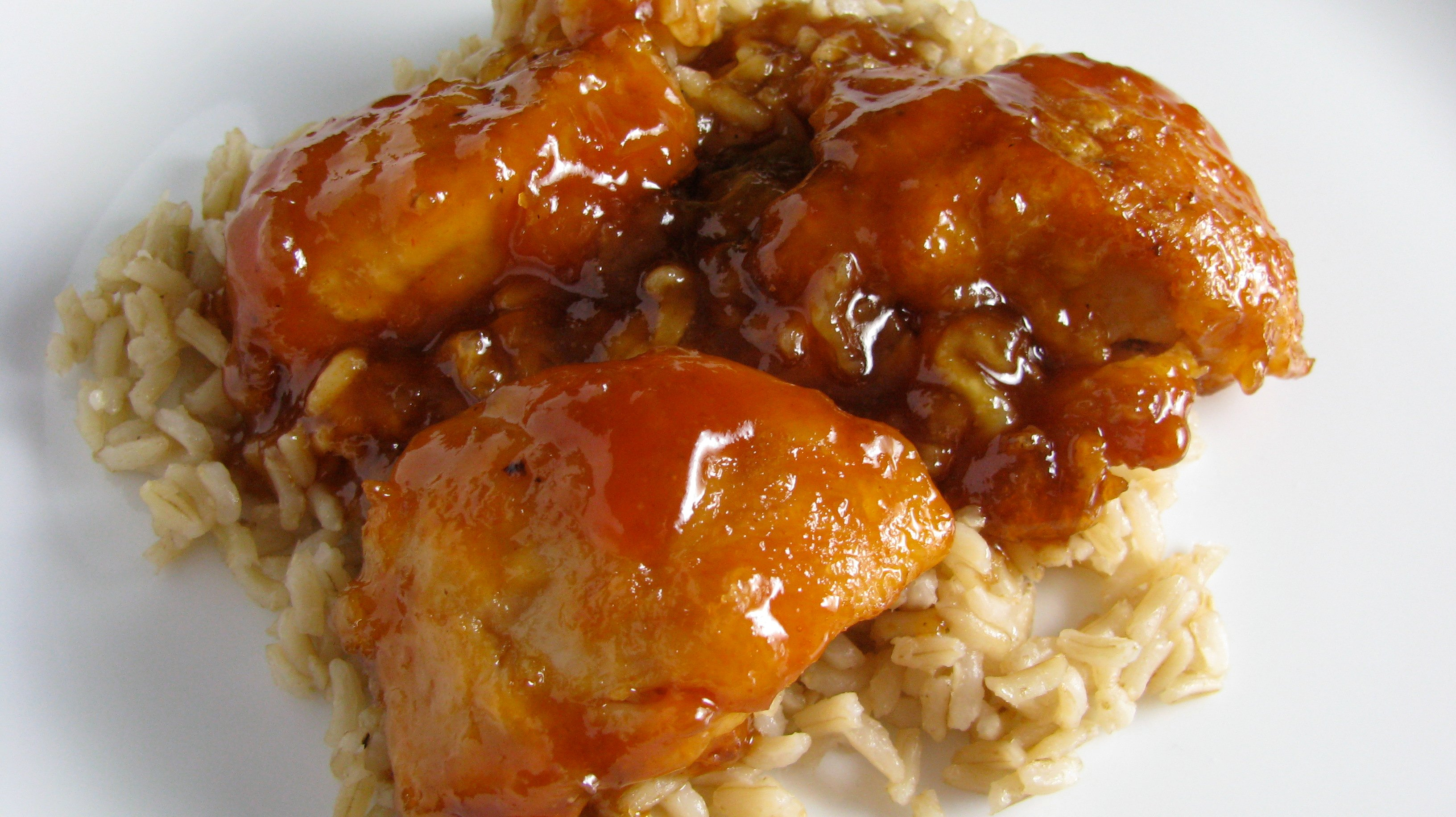 Sweet and Sour Chicken. - How Sweet Eats