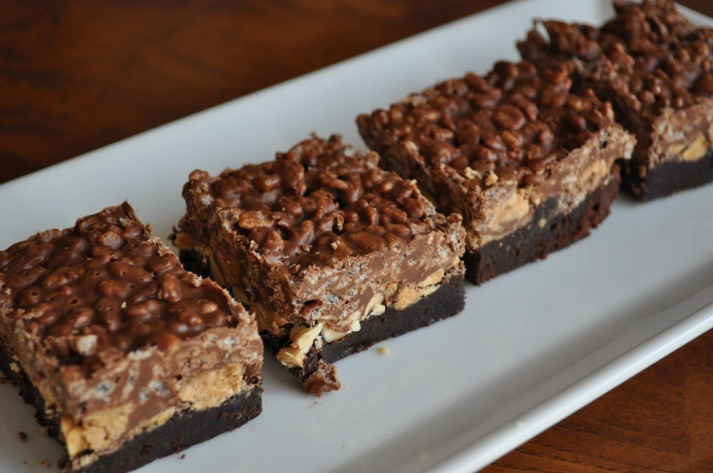 Better-Than-Crack Brownies I howsweeteats.com
