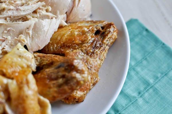 How to Roast a Chicken I howsweeteats.com