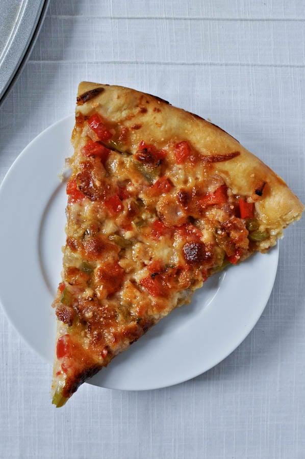 Clams Casino Pizza I howsweeteats.com