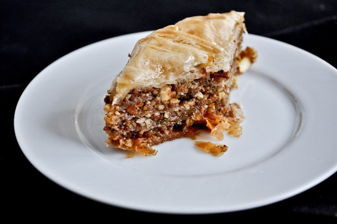 How To Make Baklava I howsweeteats.com