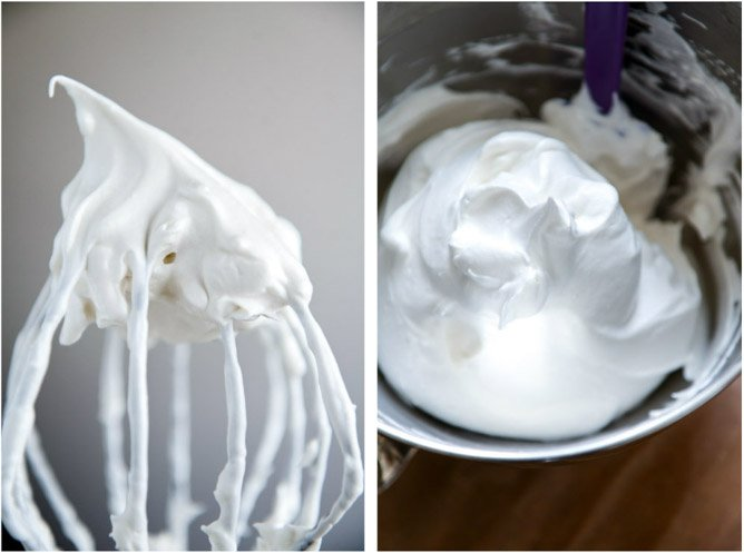 How To Make Marshmallow Fluff I howsweeteats.com