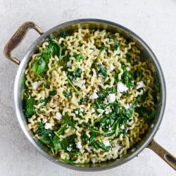 garlic butter pasta I howsweeteats.com-2