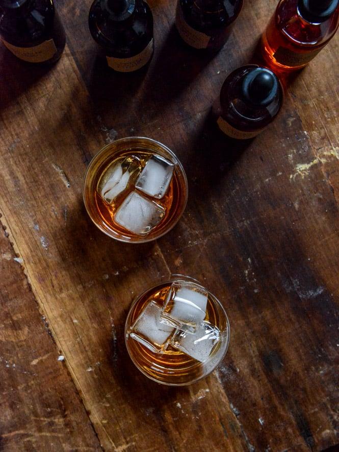 Homemade Cocktail Bitters: Cherry Vanilla Bitters ...
