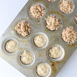 banana muffins I howsweeteats.com-1
