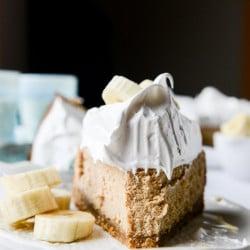 pb cheesecake I howsweeteats.com-6