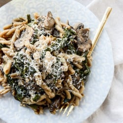 one pot pasta I howsweeteats.com-4