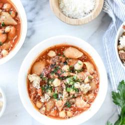 chickpea soup I howsweeteats.com-6