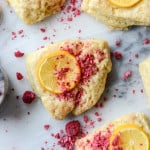 meyer lemon scones I howsweeteats.com-6