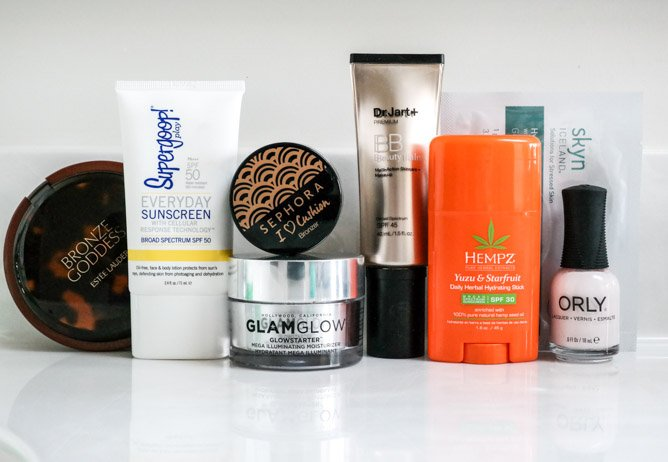 may beauty favorites I howsweeteats.com