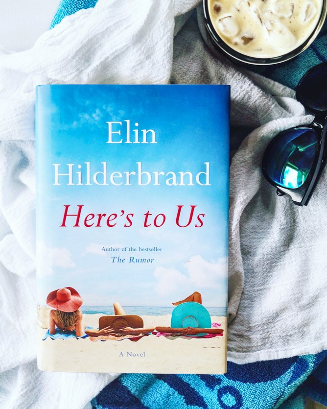 elin hilderbrand x howsweeteats - I developed exclusive recipes for her summer 2016, Here's To Us I howsweeteats.com