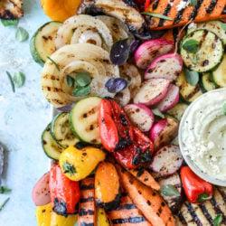 grilled veg I howsweeteats.com-13