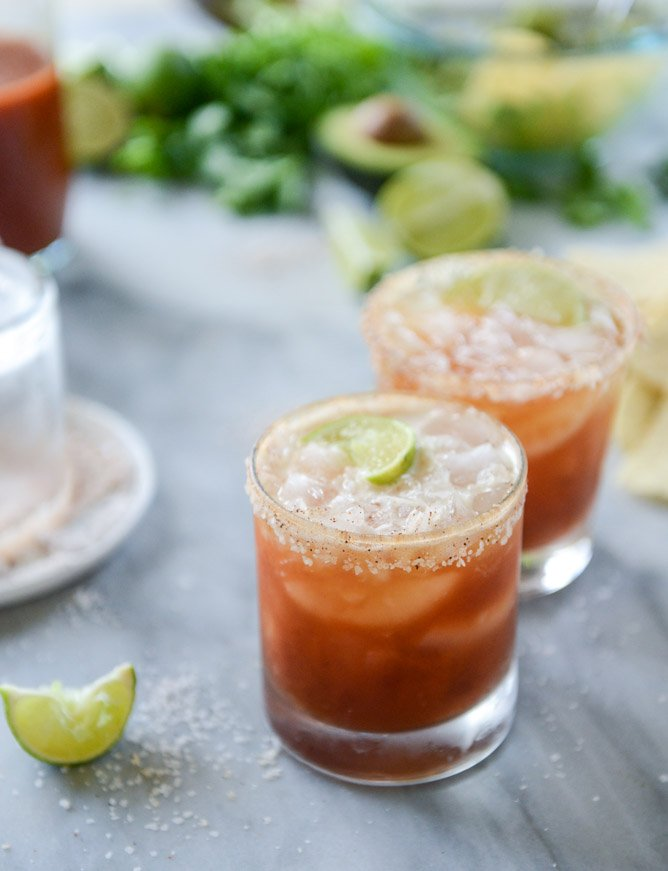 my favorite michelada recipe I howsweeteats.com