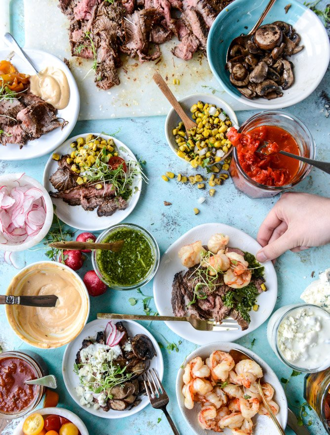 football party food. 190 of the best recipes for football season I howsweeteats.com