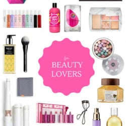 holiday gift guide for beauty lovers I howsweeteats.com