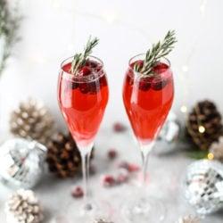 Christmas Drinks Alcohol.Christmas Morning Mimosas