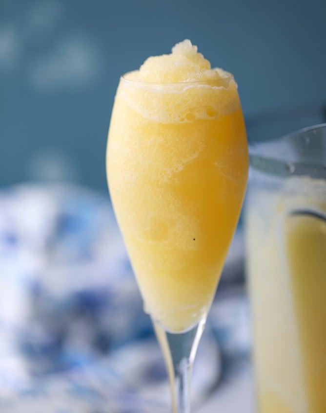 frozen mimosas I howsweeteats.com