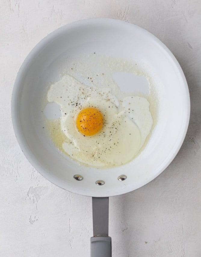 tortilla eggs I howsweeteats.com #eggs #breakfast #tortillas
