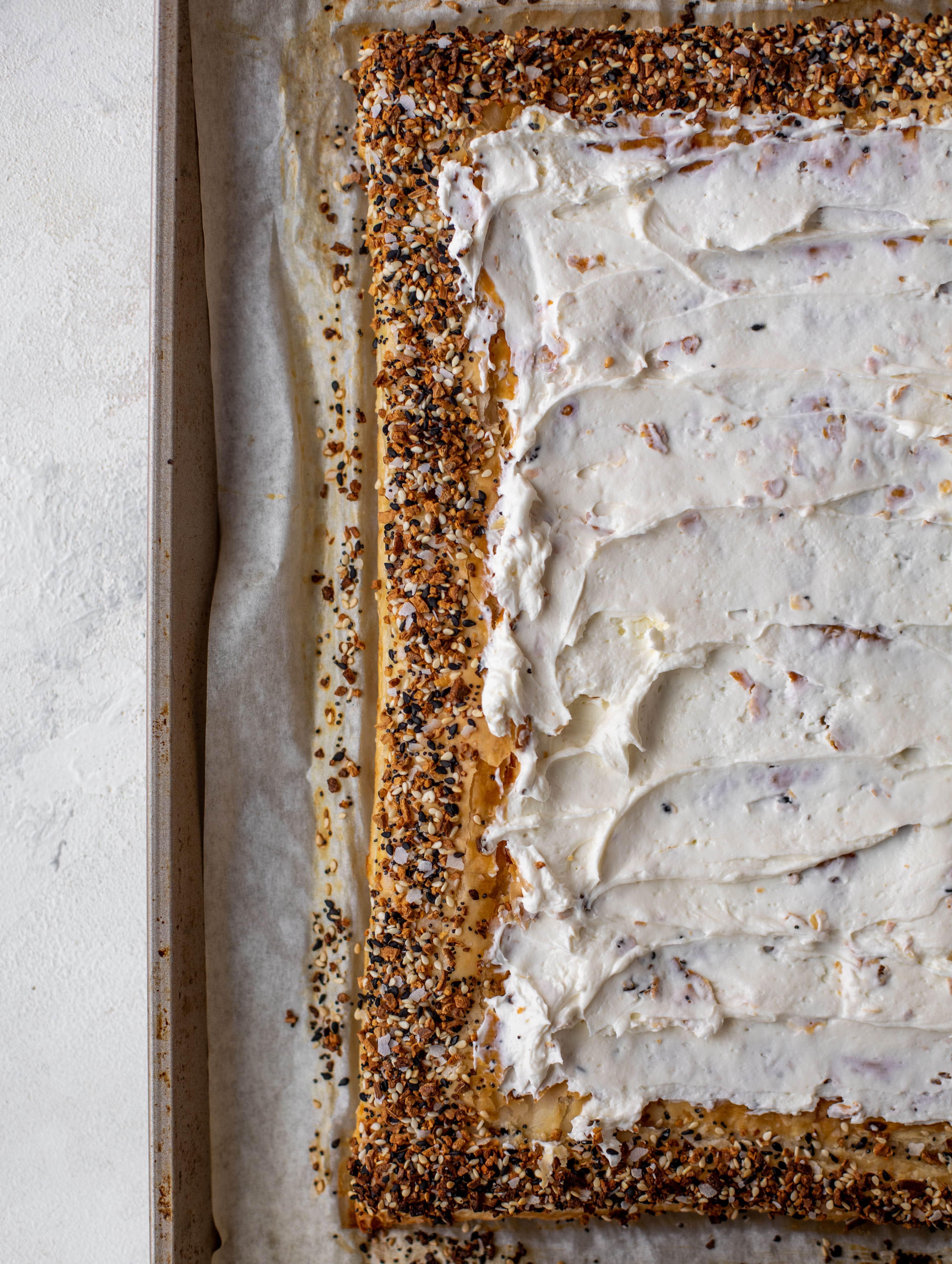 cream cheese puff pastry