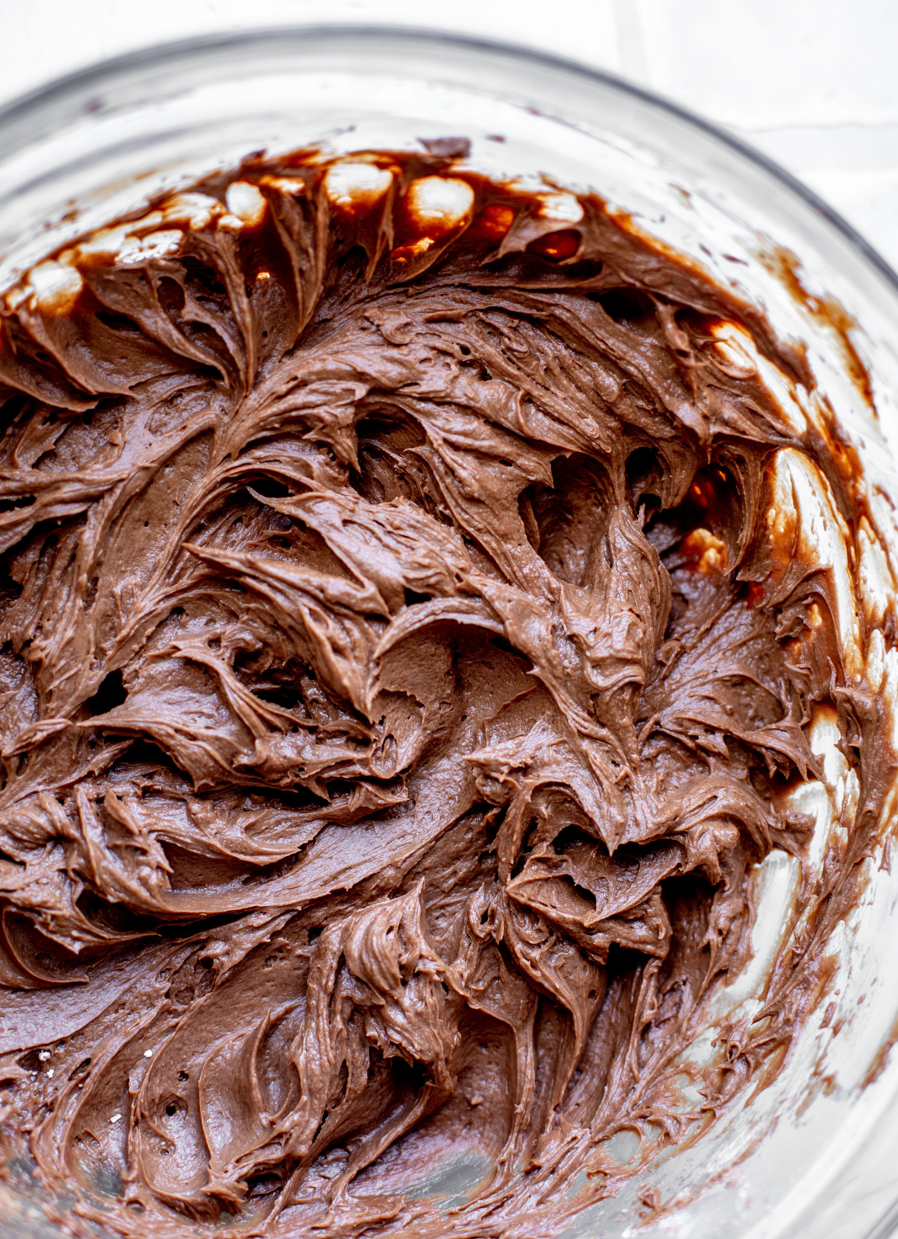 chocolate cream cheese icing