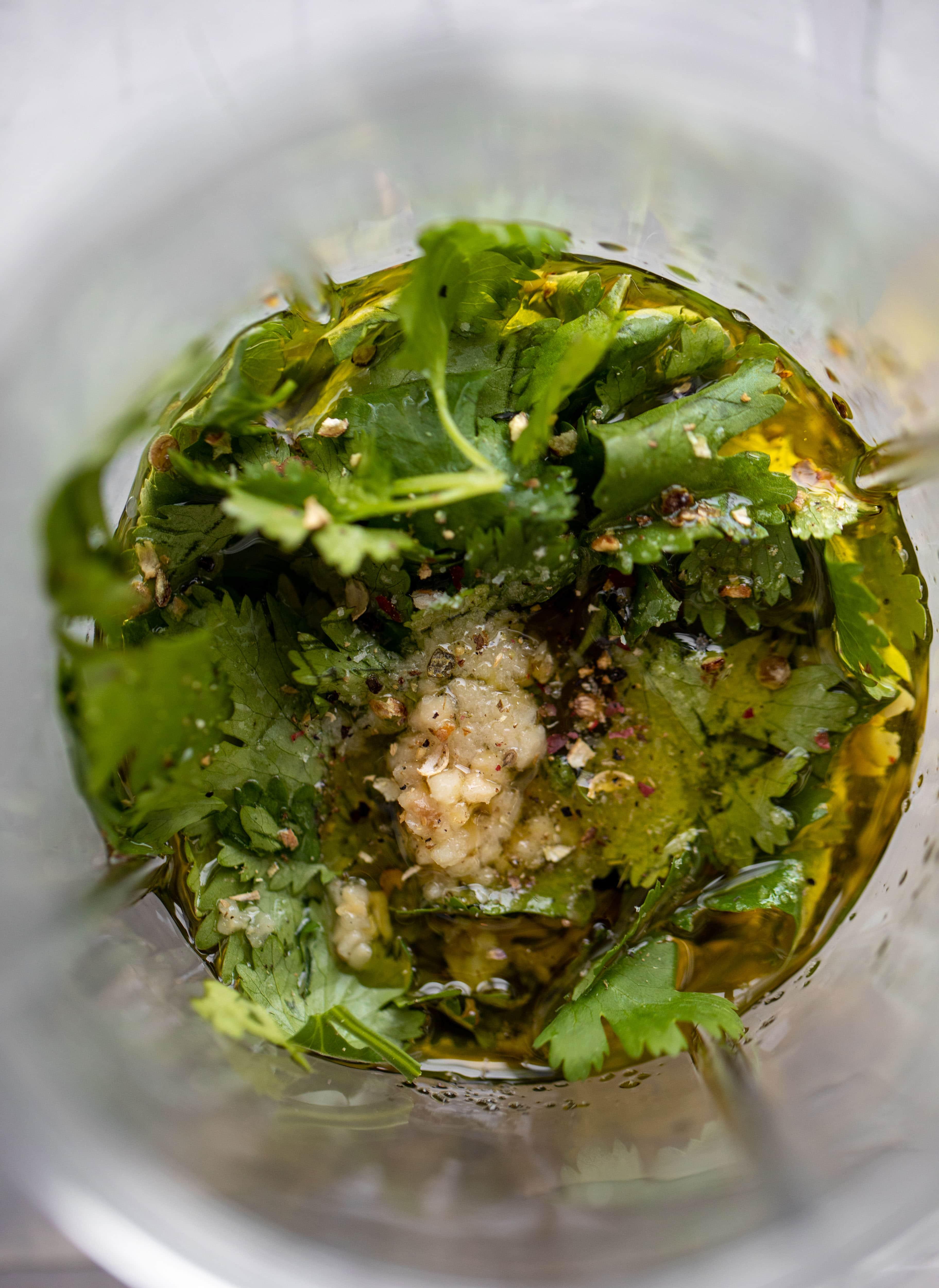cilantro lime marinade ingredients