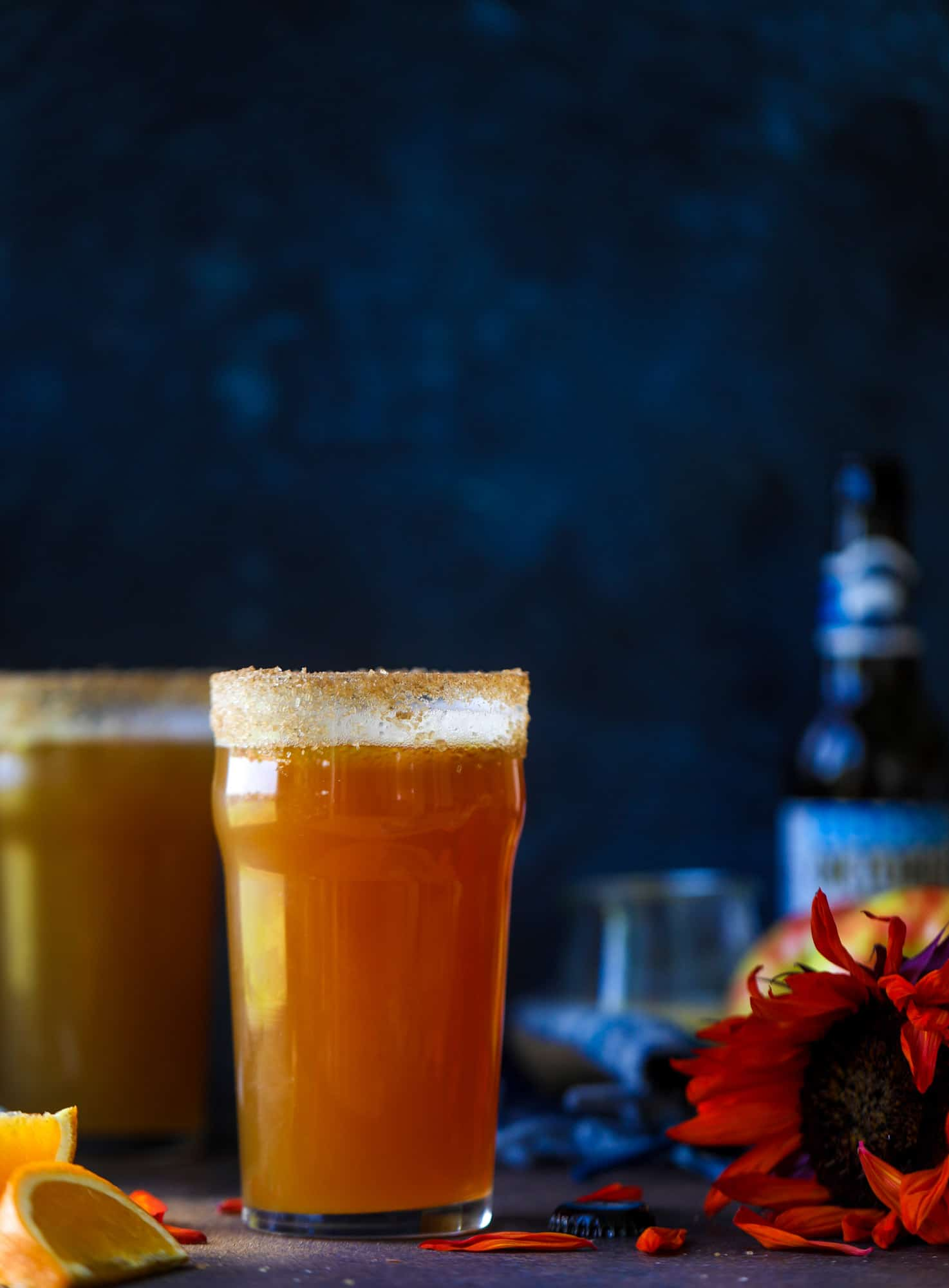 apple cider shandy and 25 of the best fall cocktails