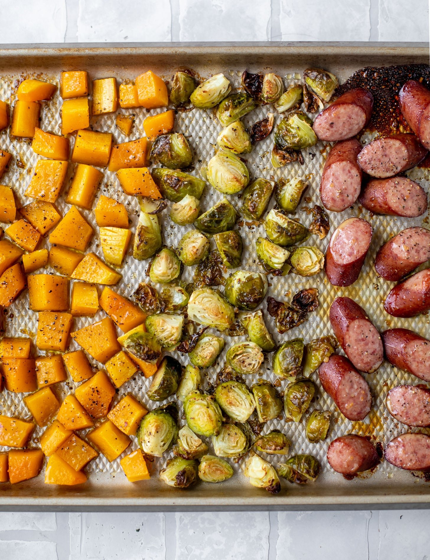 maple sheet pan smoked sausage and 45 of the best fall dinner recipes