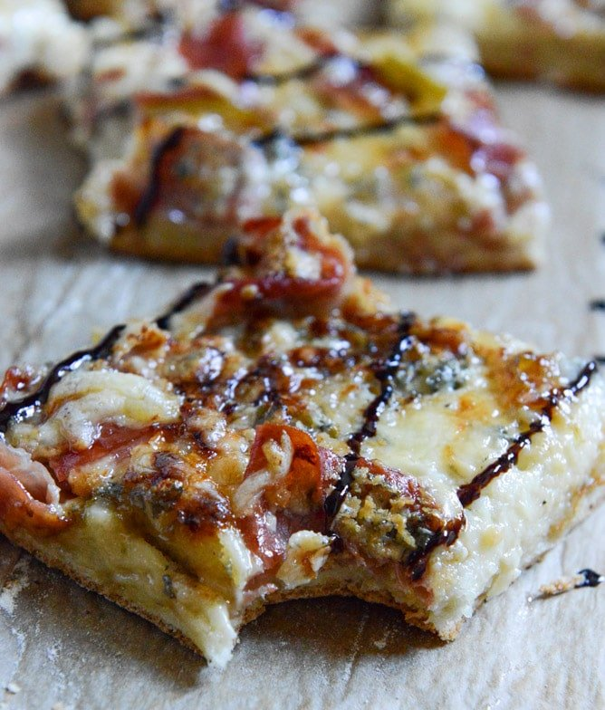 caramelized pear prosciutto pizza and 45 of the best fall dinner recipes