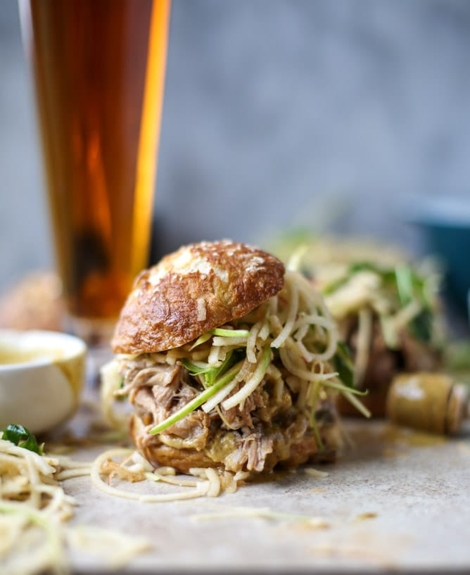 pulled pork with apple slaw and 45 of the best fall dinner recipes