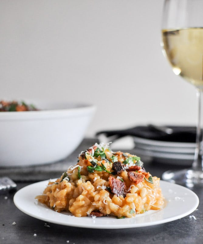 sweet potato risotto and 45 of the best fall dinner recipes