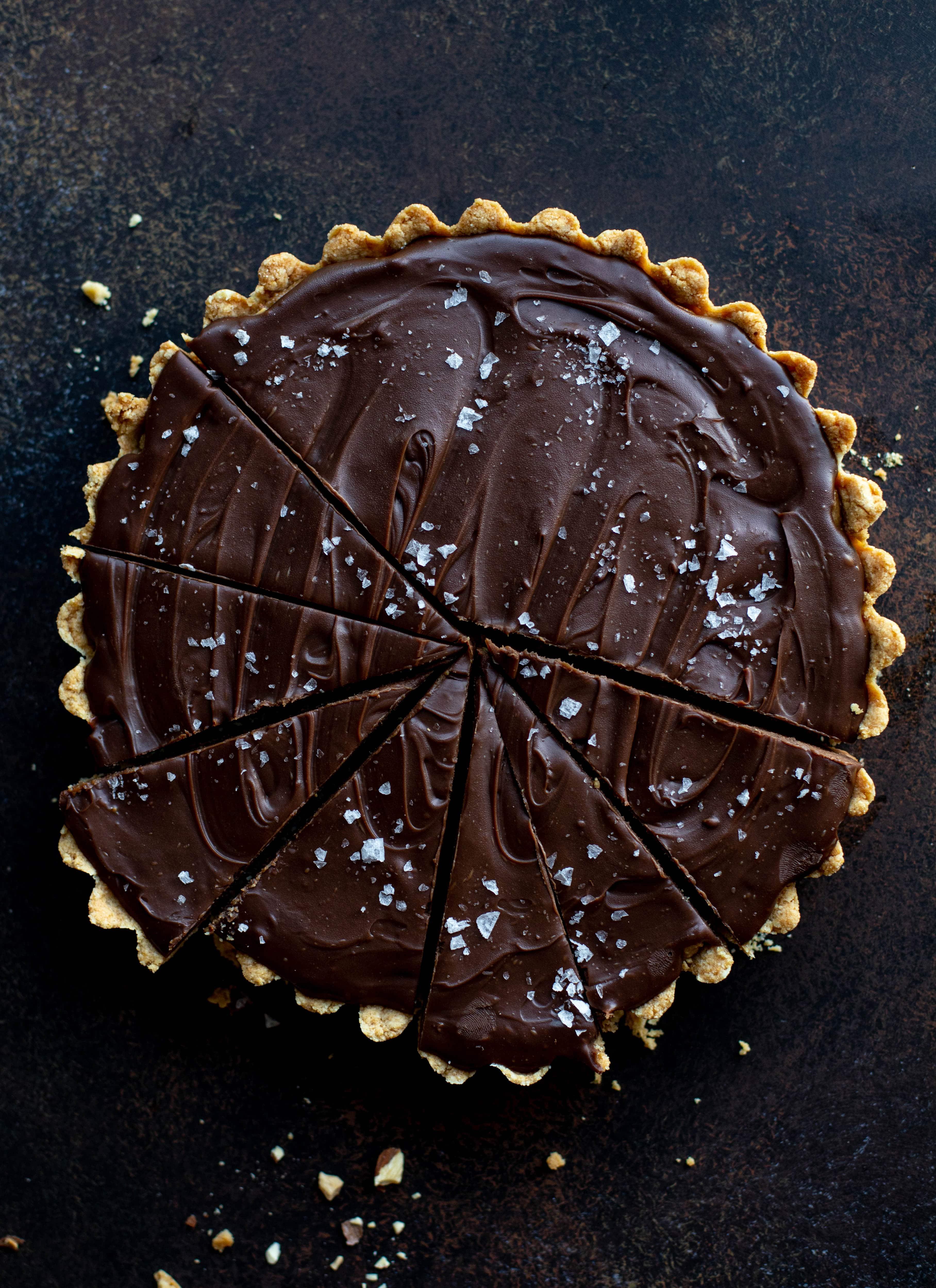 tarta de mantequilla de almendras snickers y 23 recetas perfectas de halloween