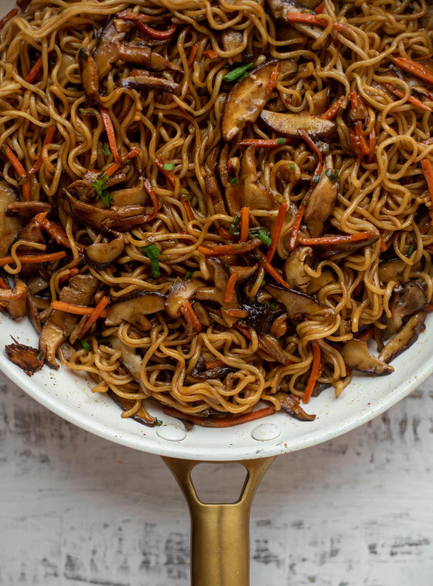20 minute ramen noodles